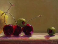 Full House,olives,cherries,realism